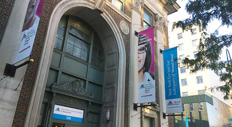 Laser Vision Correction Center at New York Eye and Ear Infirmary of Mount Sinai