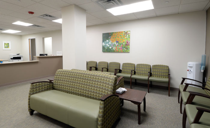 Main Waiting Room