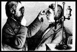 First Indirect Ophthalmoscope - Historical Retinal Imaging