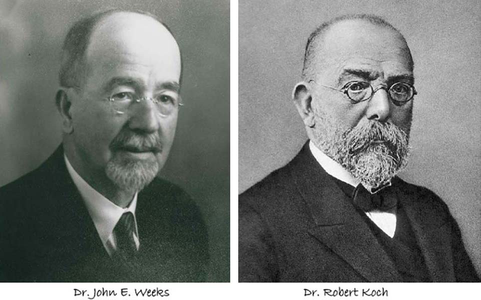 Drs. Koch and Weeks